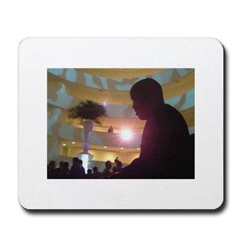 """""""BALDWIN CONCERT"""" MOUSEPAD - Product Image"""
