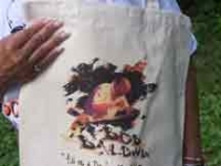 Baldwin Tote Bag (LIMITED SUPPLY) - 14.99 (Includes Shipping and Handling) - Product Image